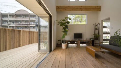 建築家直伝!「アウトドアを楽しむ家」