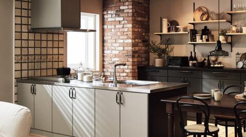 メーカー別キッチン設備の特徴