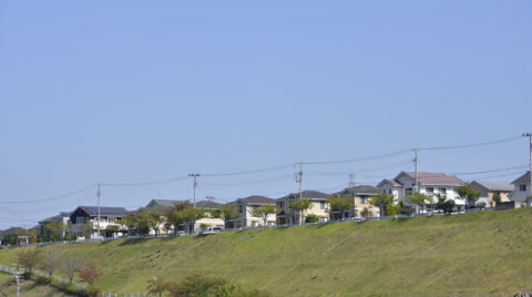 明石台東に大手7社による分譲地が販売開始予定!
