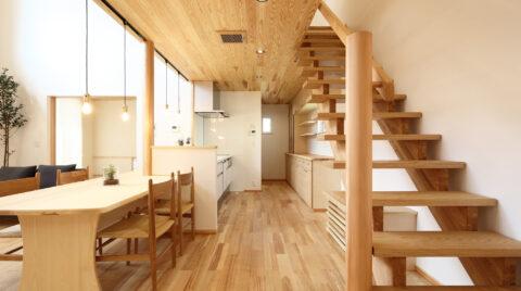 今注目される自然素材の家とは?
