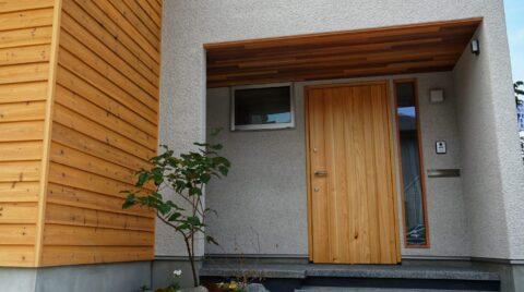 玄関ドアの種類と選び方